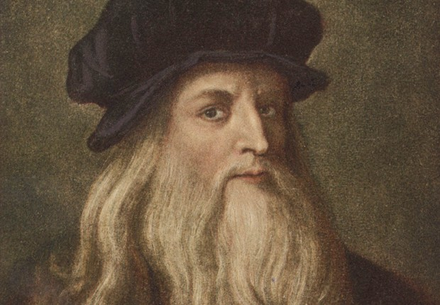 Leonardo da Vinci (Foto: Hulton Archive/Getty Images)
