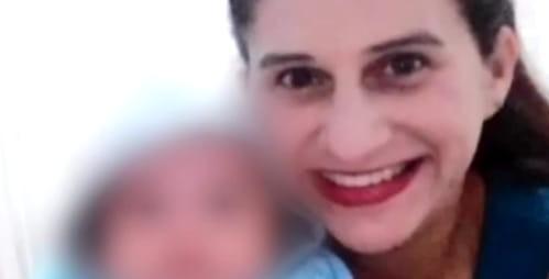 Polícia de SC pede prisão preventiva e indicia suspeito de matar mulher e bebê
