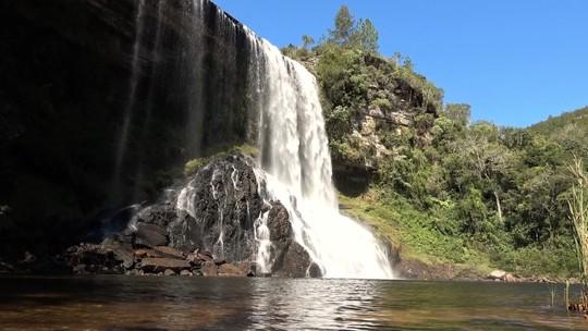 Plug passeia pelas belas cachoeiras e paisagens de Sengés