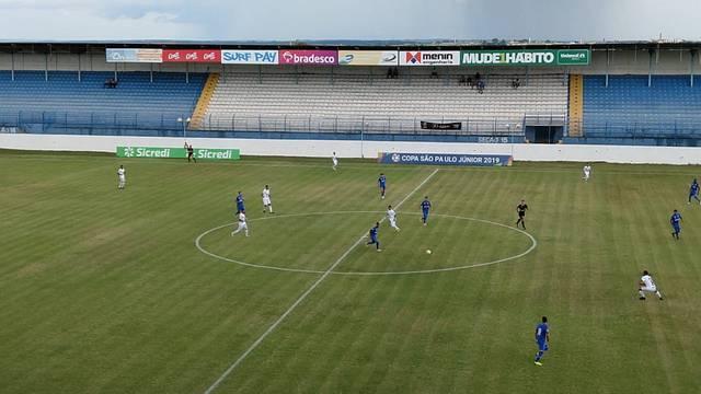 Cruzeiro vence o Babaçu-MA por 3 a 0 na estreia do Grupo 3 na Copinha
