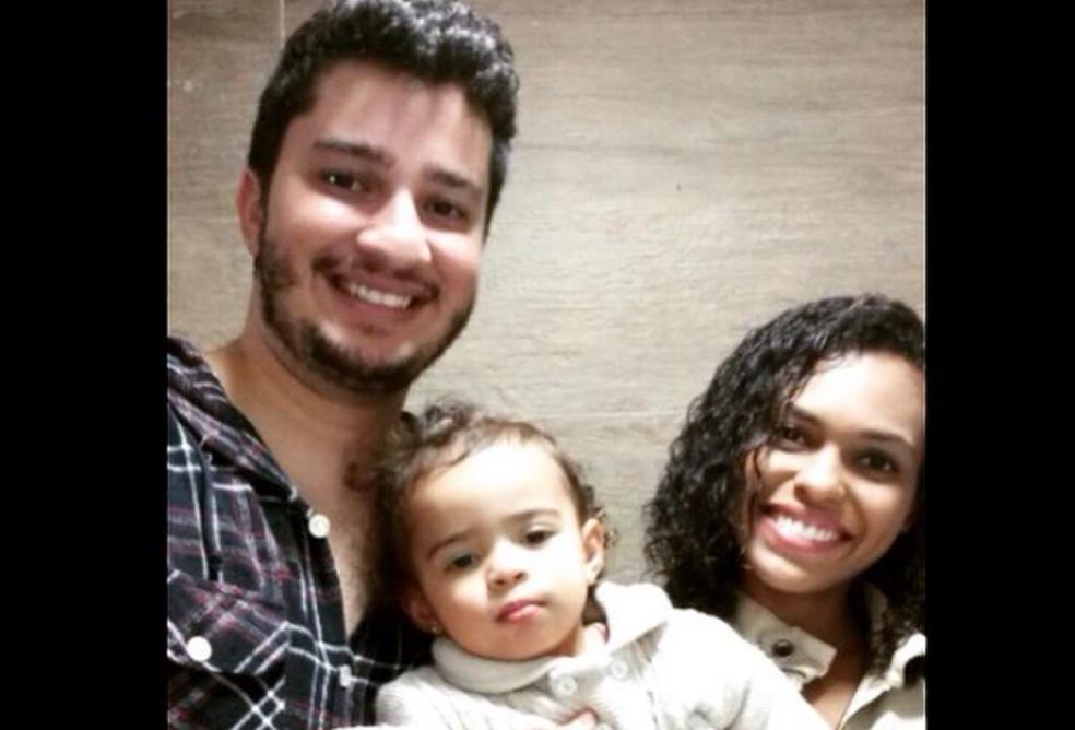 Família morre em acidente de trânsito na BR-070, em Cocalzinho de Goiás (Foto: Facebook/Reprodução)