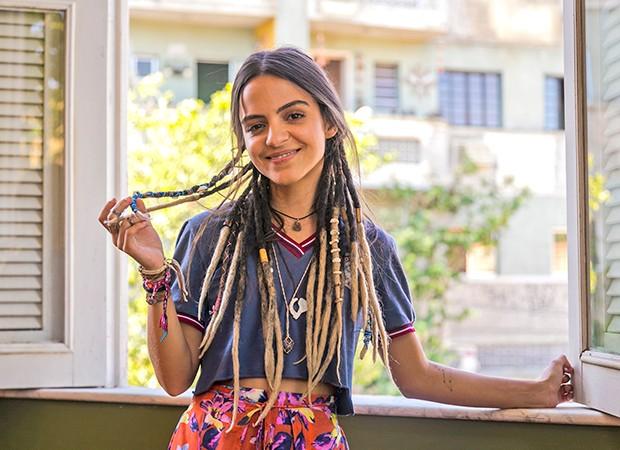 Pally Siqueira interpreta Amanda em Malhação - Vidas Brasileiras (Foto: Globo/Paulo Belote)
