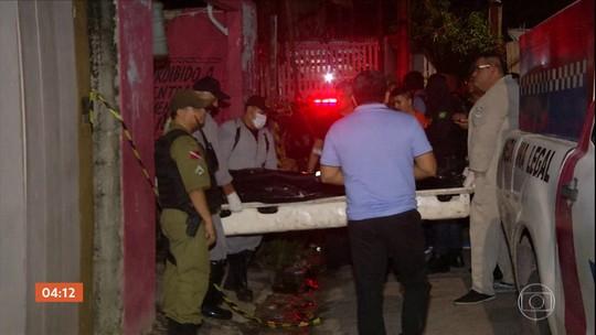 Chacina em bar de Belém (PA) deixa 11 mortos