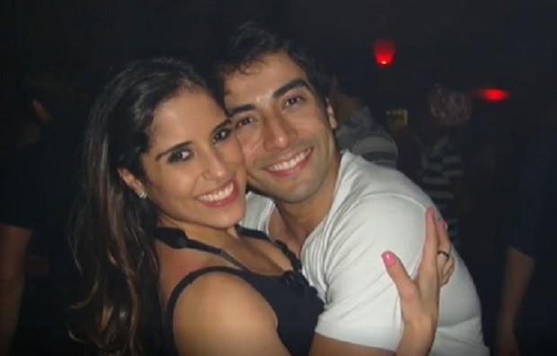 Camilla Camargo e Luiz Carlos Araújo (Foto: Reprodução/Instagram)