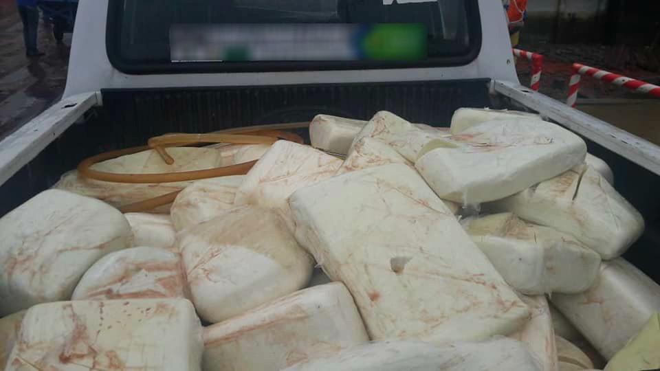Mais de 470 quilos de queijo impróprio para consumo são apreendidos no AP - Noticias