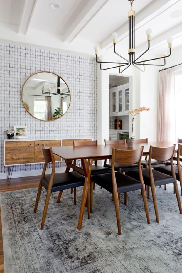 Espelho redondo: 7 ambientes para se inspirar - Casa Vogue | Ambientes