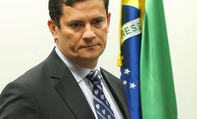 Sérgio Moro,  juiz federal da 13.ª Vara Criminal Federal de Curitiba