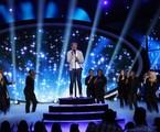 Palco do 'American Idol'   Reprodução