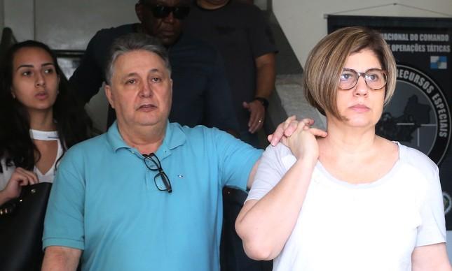 Preso junto na  Operação Secretum Domus, com o casal garotinho, Ângelo Alvarenga Cardoso Gomes pede que Justiça libere seus relógios Rolex