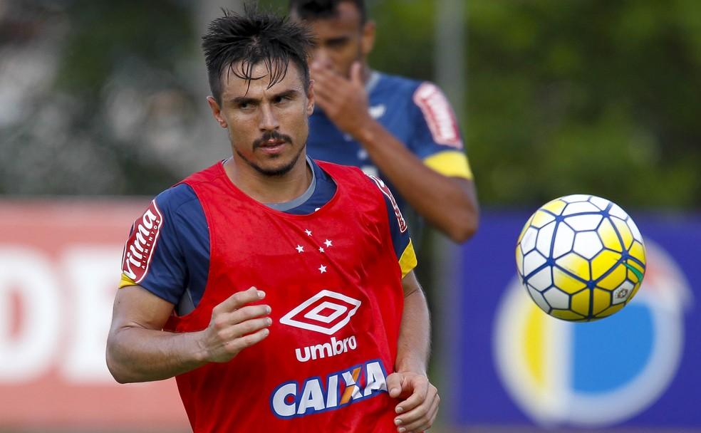 Willian, ex-Cruzeiro — Foto: Washington Alves/Light Press