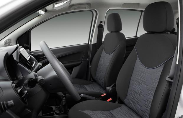 Fiat Uno 2019 resgata a versão de entrada Attractive (Foto: Divulgação)