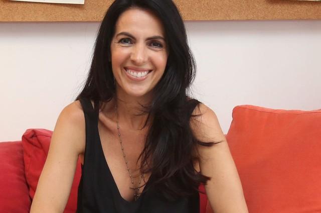 Maria Camargo (Foto: Marcos Ramos)