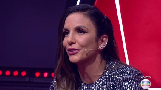 Ivete Sangalo sobre Léo Pain cantando em espanhol: 'Se fizer um disco assim, faço mais quatro meninos'