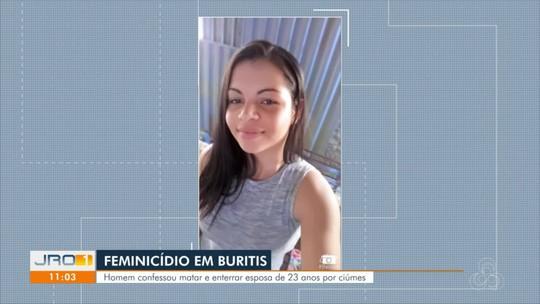 """""""Nossa família está destruída"""", diz irmã de jovem morta pelo marido com golpe de marreta em RO"""