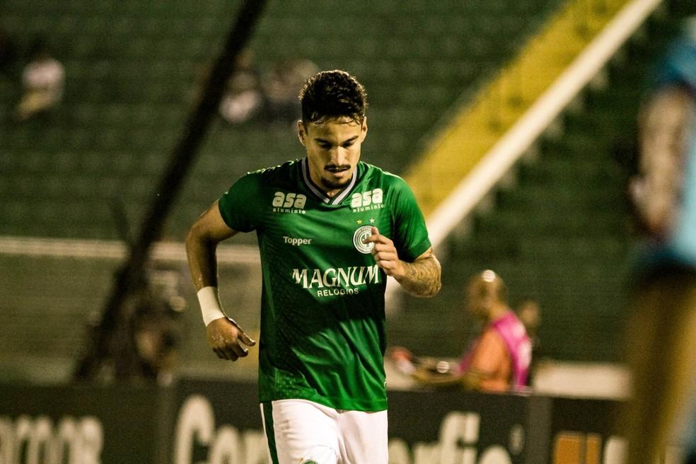 Arthur Rezende vai para a segunda passagem pelo Guarani — Foto: Letícia Martins / Guarani FC