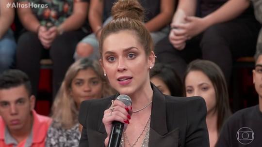 Sophia Abrahão fala sobre desconstrução e ser inspiração para meninas: 'Tento passar o outro lado'