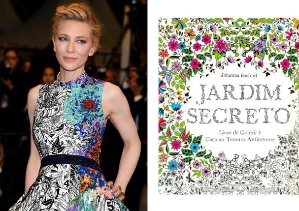 Cate Blanchett (Foto: Reprodução e Getty)
