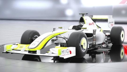 F1 2018 ganha carro clássico que marcou vitória brasileira; confira