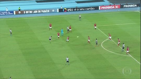 Veja os gols da rodada de quinta-feira do Brasileirão