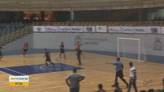 Água Vermelha vence Brotas e fica com terceiro lugar na Taça EPTV Central