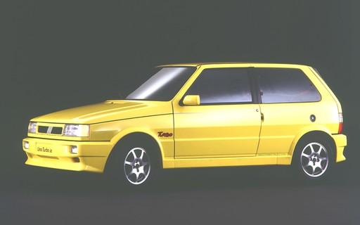 Classico Do Dia Fiat Uno Turbo Autoesporte Classicos