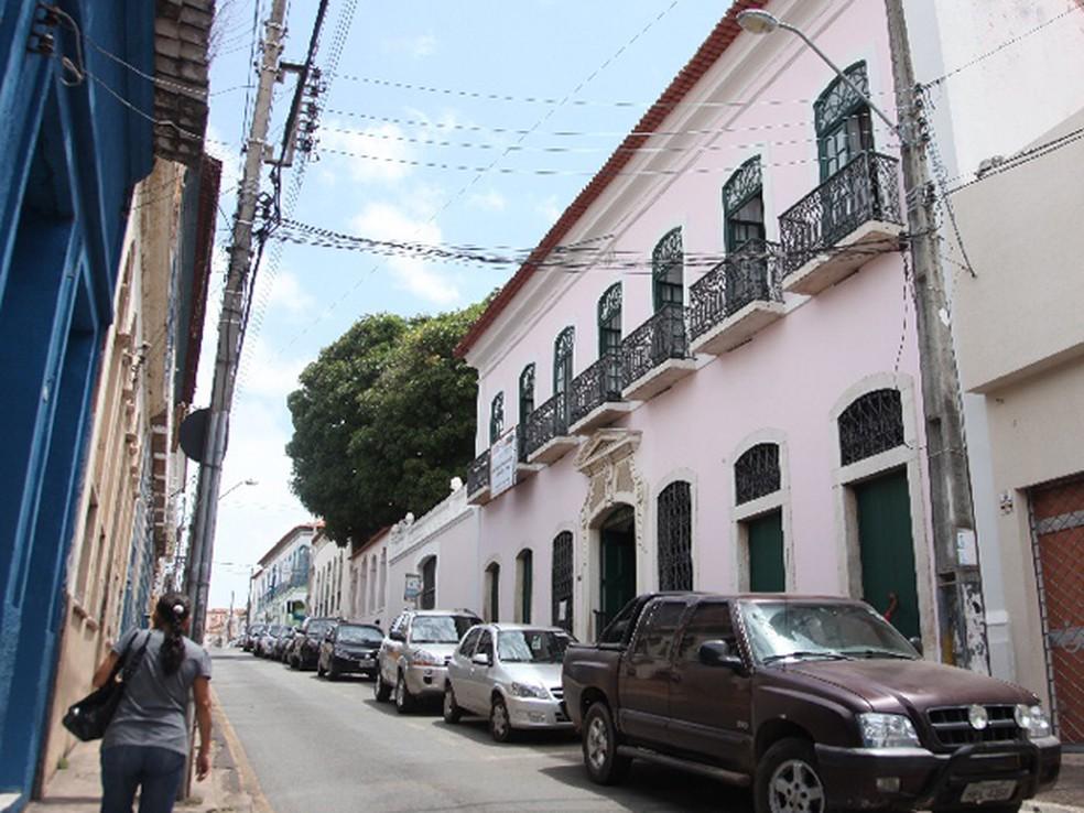 Museu Histórico e Artístico do Maranhão (MHAM), em São Luís — Foto: Biné Morais / O Estado