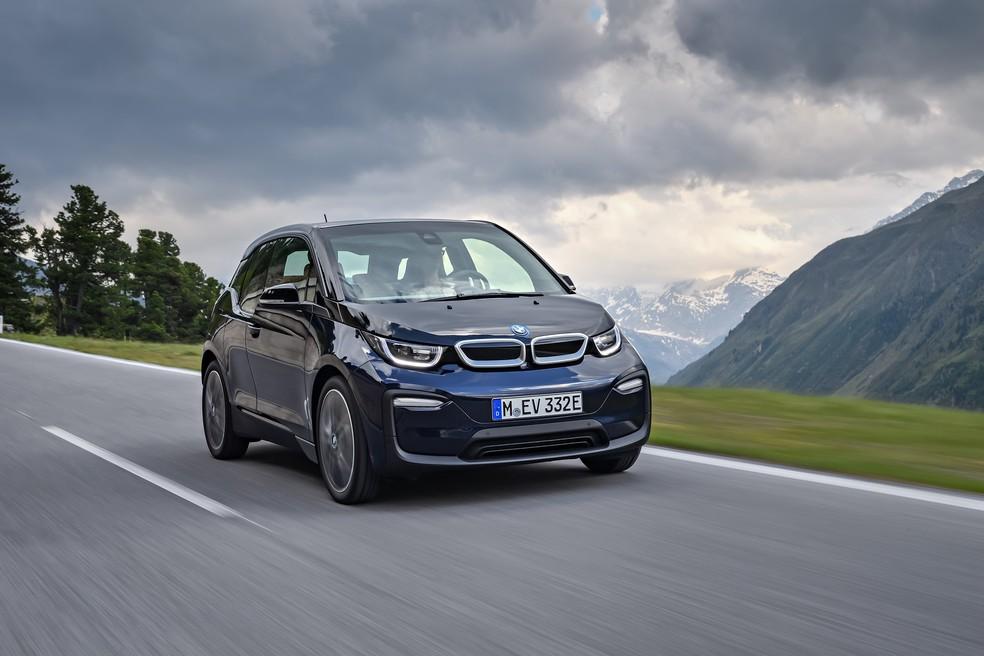 BMW i3 é um dos poucos carros elétricos à venda no Brasil (Foto: Divulgação)