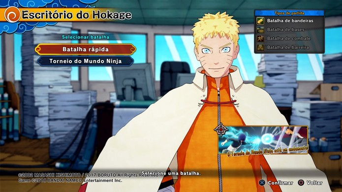 Naruto to Boruto (Foto: Reprodução/TechTudo)