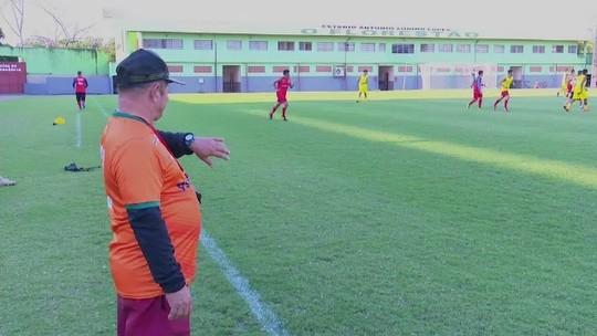 Galvez inicia segunda fase de preparação para disputa da Copa São Paulo 2019