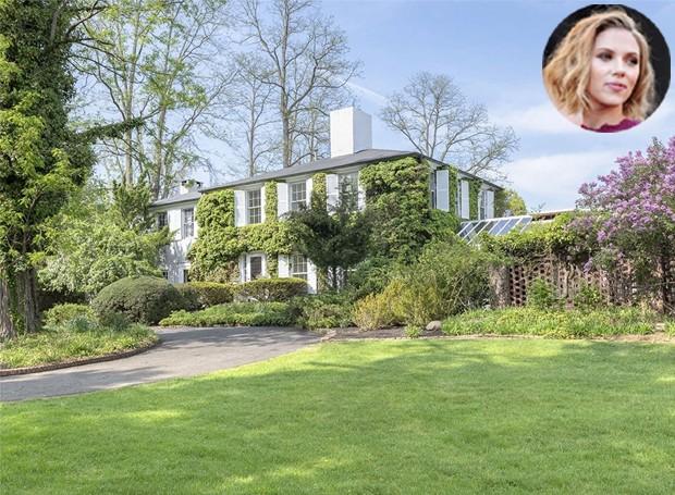 A atriz comprou a propriedade por quatro milhões de dólares (Foto: Ellis Sotheby's International Realty/ Reprodução)