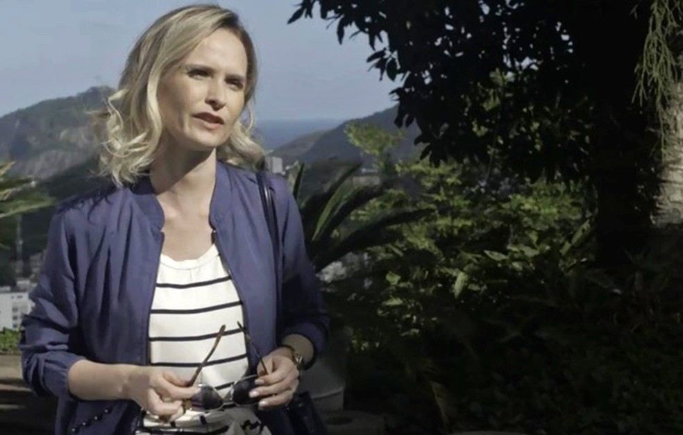 Fabiana se despede de Clara (Foto: TV Globo)