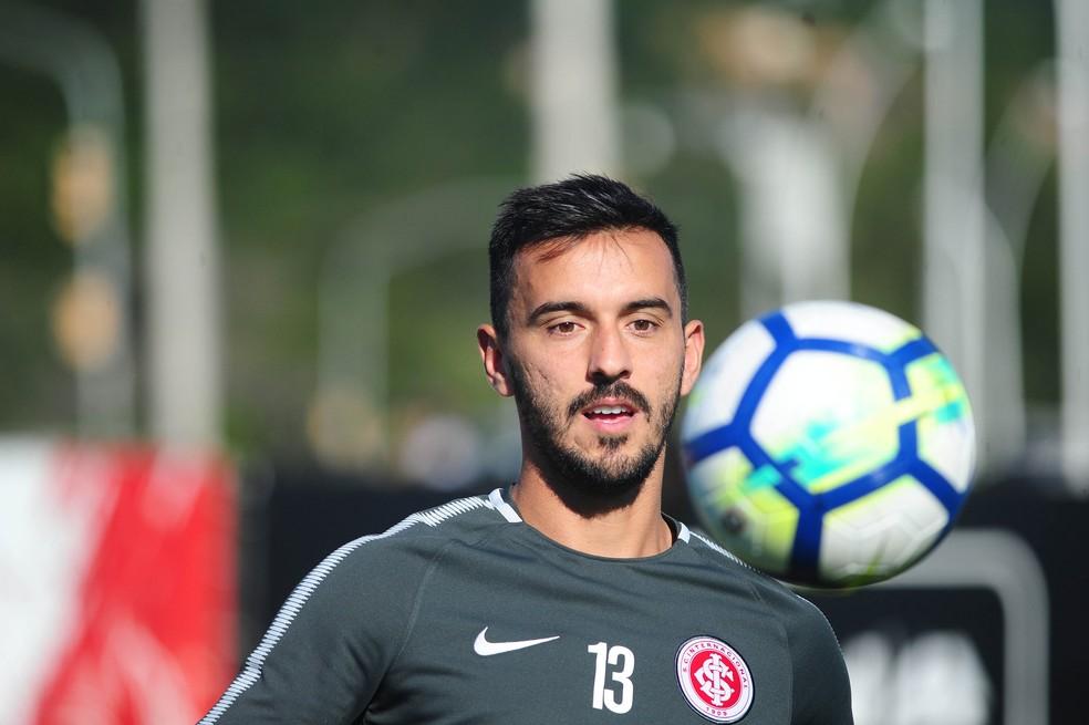Uendel voltou a estar na mira do Corinthians — Foto: Ricardo Duarte/Divulgação Inter