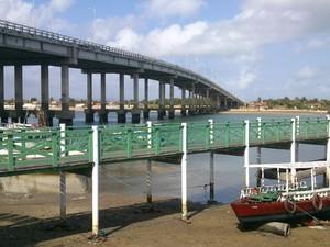 Ponte Rio Ceará completa 17 anos nesta quinta-feira (Foto: Gioras Xerez/G1 Ceará)