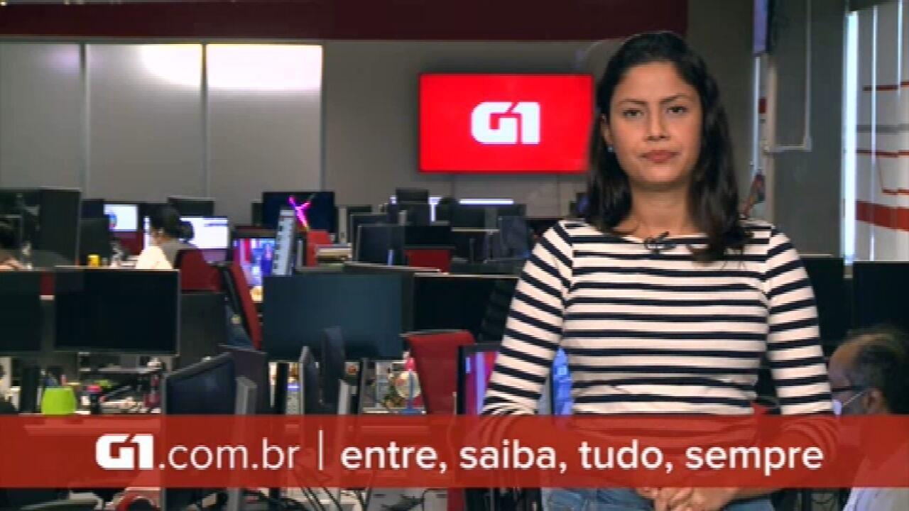 G1 em 1 Minuto: Frente de prefeitos diz não se preocupar com ampliação da CPI da Covid