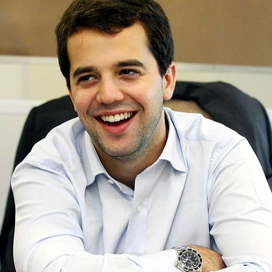 Marco Antonio Cabral secretário de Esporte do estado do Rio de Janeiro (Foto: Beatriz Cunha / Agência O Globo)