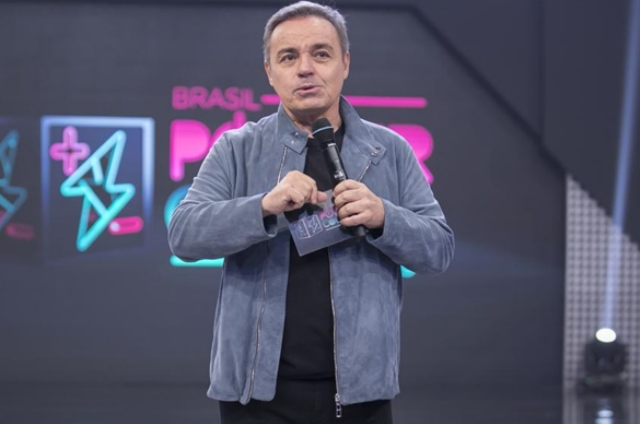 Gugu Liberato (Foto: Edu Moraes/Record)