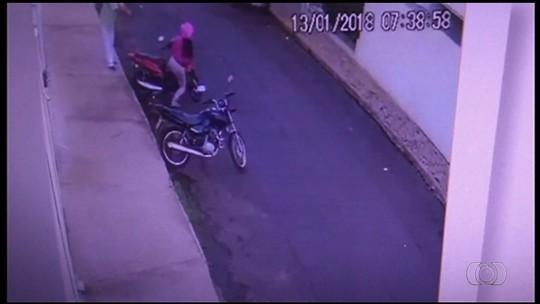 Homem é suspeito de tentar matar ex-mulher a tiros em Rio Verde; vídeo