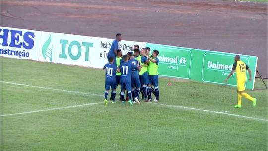 Anderson Leite mostra faro de gol e se firma como titular no meio-campo do Londrina