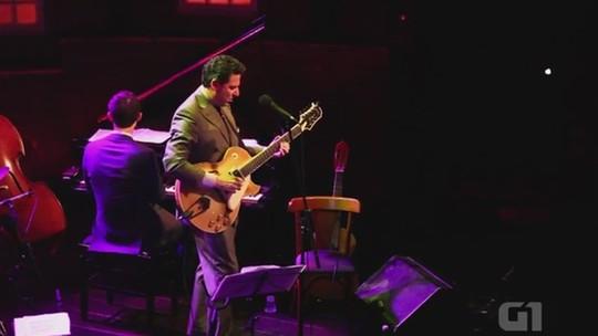 John Pizzarelli mostra versões jazz bossa nova de Paul McCartney em SP