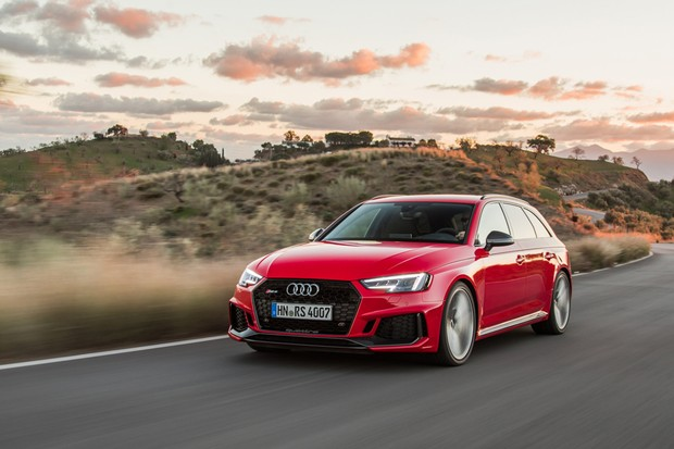 Audi RS 4 Avant 2019 (Foto: Divulgação)