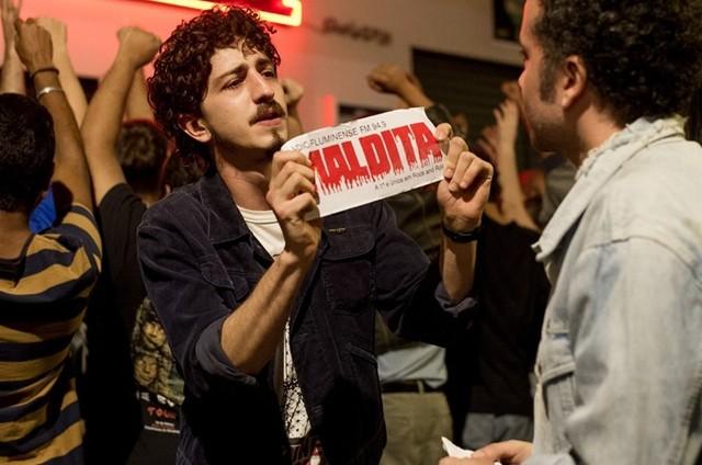 Johnny Massaro em 'Aumenta queé rock and roll' (Foto: Divulgação)