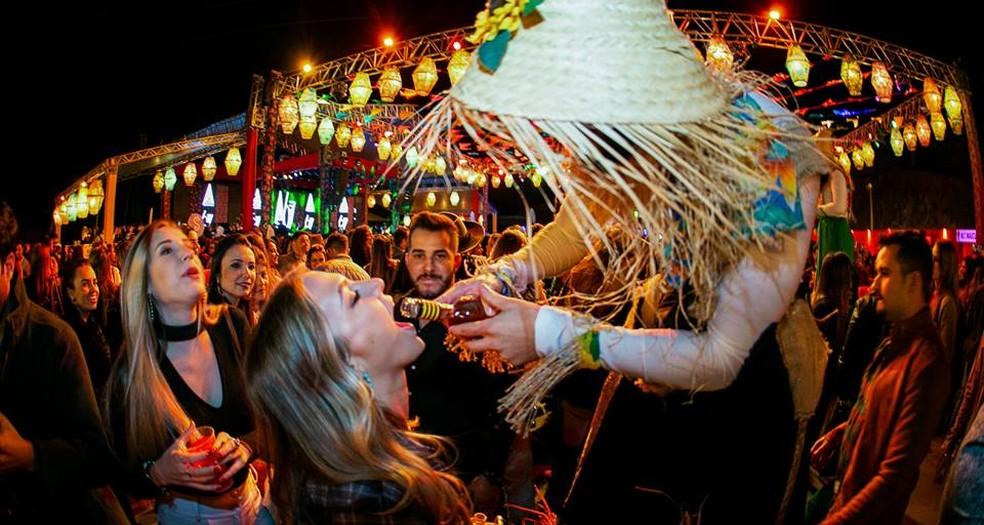 Parceria entre naSala e Land Spirit entra na programação de festas juninas em BH — Foto: naSala/Divulgação