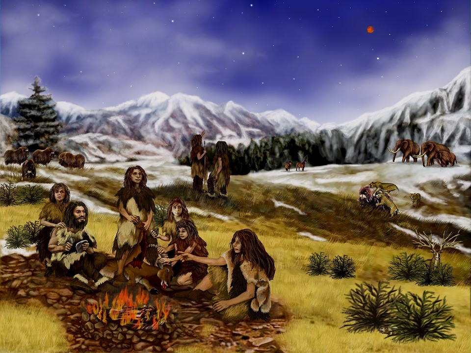 Neandertais podem ter sido os primeiros a usar o fogo (Foto: Pixabay/ 12019/ Creative Commons)