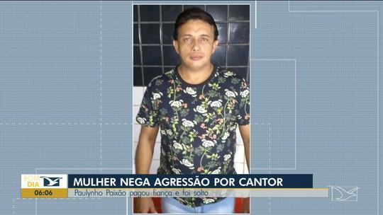 Esposa de Paulynho Paixão muda a própria versão sobre agressão do marido