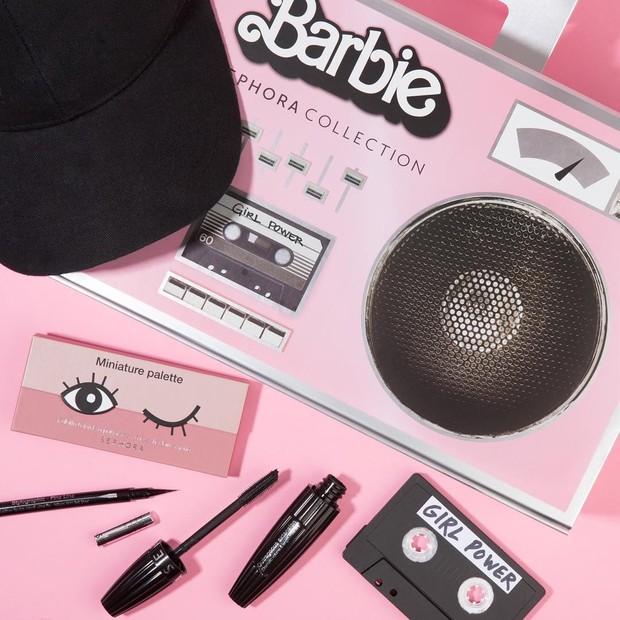 Sephora Collection + Barbie (Foto: Divulgação)