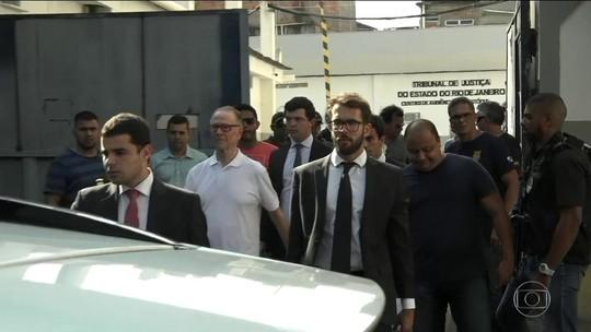 Nuzman deixa a cadeia no Rio após ordem judicial