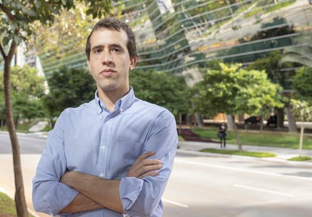 Bernardo Pascowitch, diretor da ABFintechs (Associação Brasileira de Fintechs) (Foto: Divulgação ABFintechs / Fernando Torres)