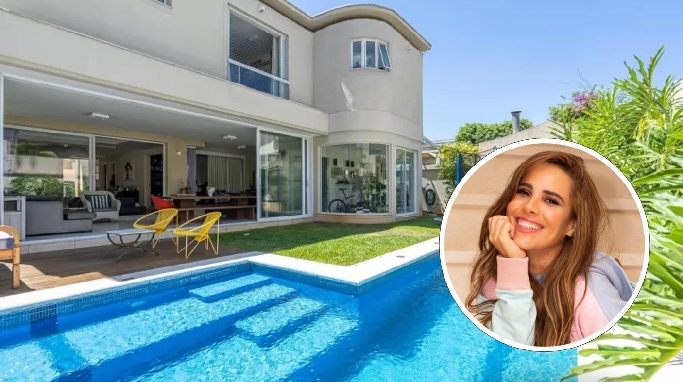 Wanessa Camargo vende mansão em SP por R$ 5,3 milhões (Foto: Divulgação)
