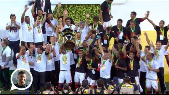 Papo de zap! Campeões por Fla e Corinthians avaliam semifinal e contam histórias na Copa do Brasil