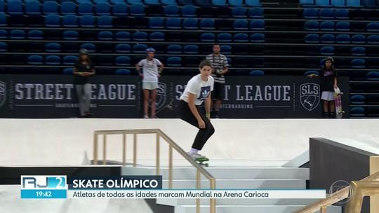 Ivan Monteiro fica no top 4 e vai à final do Mundial de Skate Street com Felipe Gustavo e Kelvin